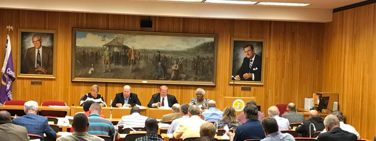 St Clair County Approves Bill On Mutual Aid Agreement Between